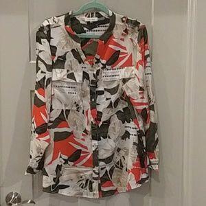 1x Calvin Klein dress shirt